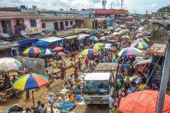Jour de marché, Nairobi. (© cribea)