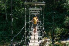 Pont suspendu vers Chilliwack. (© EB Adventure Photography - Shutterstock.com)