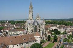 La cathédrale Notre-Dame de Senlis quatre siècles d'Art gothique. (© Office de tourisme de Senlis)