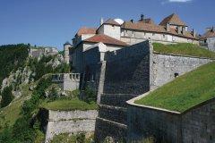 Le château de Joux (© Phil - Fotolia)