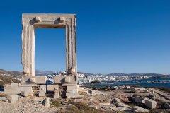 Temple d'Apollon, Naxos. (© FrankvandenBergh)