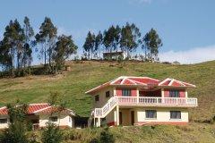 Confortable maison d'expatrié équatorien. (© Stéphan SZEREMETA)