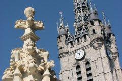 Le beffroi de Douai (© Brad PICT - Fotolia)
