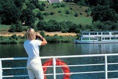 Le Walhalla, sur le Danube (© Siegfried Stoltzfuss - Iconotec)
