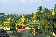Pagode Shwedagon. (© Alamer - Iconotec)