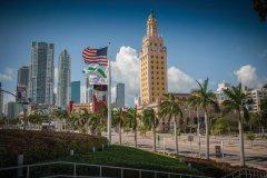 La Tour de la Liberté, qui abrite aujourd'hui le mémorial cubain de l'immigration. (© Greater Miami Convention & Visitors Bureau www.gmcvb.com)