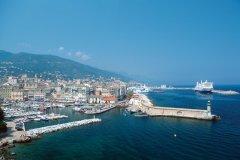 Entrée des deux ports de Bastia (© Cyril Bana - Author's Image)