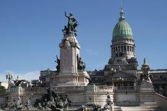 Congreso de la Nación Argentina (© Stéphan SZEREMETA)