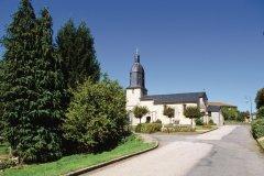 L'église de Saint-Sylvestre (© Florent RECLUS - Author's Image)