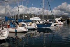 Petit port de Carlingford, situé dans le comté de Louth. (© Paul Carroll)