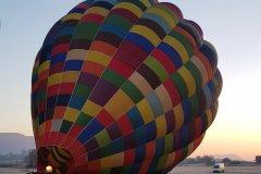 Virée en montgolfière. (© Chloé OBARA)