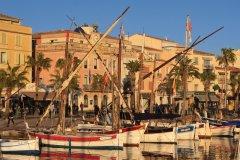 Le port de Sanary-sur-Mer (© Lawrence BANAHAN - Author's Image)