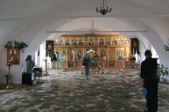 Intérieur de la cathédrale Hodigitria (© Stéphan SZEREMETA)