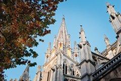 Le clocher de la basilique Saint-Epvre (© Stéphane Belin)