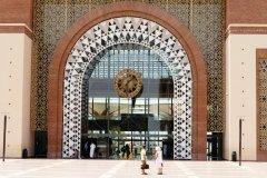 La gare de Marrakech. (© Sébastien CAILLEUX)