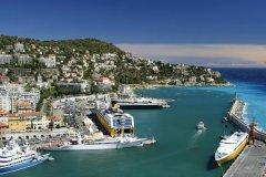 Le port de Nice (© Gvictoria - iStockphoto.com)