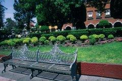 Sur le Zócalo de Querétaro. (© Sylvie LIGON)