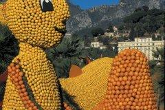 La Fête du Citron - Menton (© TOM PEPEIRA - ICONOTEC.COM)
