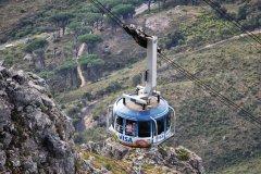 Le téléphérique de Table Mountain (© Abdesslam Benzitouni)
