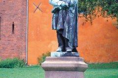 Statue d'Andersen. (© Thierry Lauzun - Iconotec)