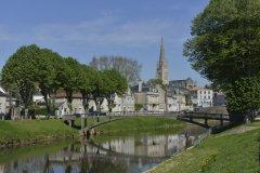Fontenay-le-Comte. (© )