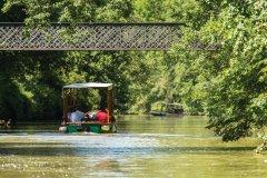 Balade fluviale. (© Albret Tourisme)