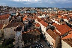 Cité médiévale de Trogir. (© Jeremy Woodhouse)