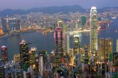 Hong Kong. (© Jürgen Effner - Fotolia)