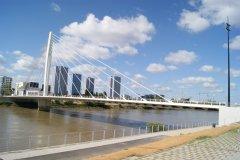 Le pont Éric Tabarly à Nantes (© Λεωνιδας - Fotolia)