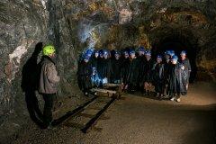 Visite guidée de la Mine St-Jean Engelsbourg (© OFFICE DE TOURISME DU VAL D'ARGENT)