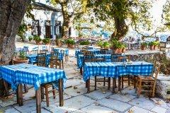 Taverne typique, Makrinitsa. (© Kisa_Markiza)
