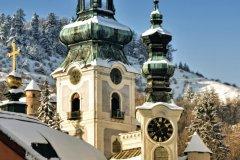 Banská Štiavnica. (© mariangarai - iStockphoto.com)