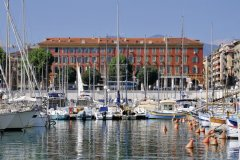 Le port de Nice (© Christian MUSAT - Fotolia)