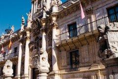 Université de Valladolid. (© Author's Image)