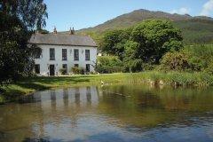 Ghan House, à Carlingford (comté de Louth - province de Leinster). (© Paul Carroll)