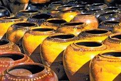 Poteries de Bagan. (© Alamer - Iconotec)
