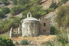 La basilique paléochretienne d'Agia Roumeli. (© Alex VUCKOVIC)