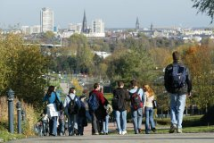 Le campus de Mulhouse. (© Ville de Mulhouse)