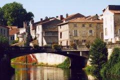Pont des Sardines (© Ville de Fontenay-le-Comte)