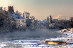 Vilnius au coeur de l'hiver (© Vilnius Tourism)