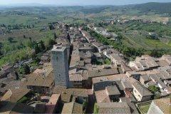 Panorama de San Gimignano. (© Picsofitalia.com)