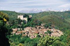 Village médiéval de Castelnou (© Nicolas Rung - Author's Image)