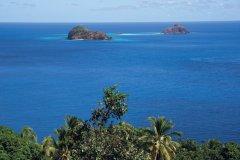Choizil est l'un des sites les plus réputés au nord de Mayotte. (© Stéphan SZEREMETA)