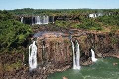 Les chutes d'Iguazú. (© Maxime DRAY)