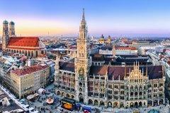 Hôtel de ville de Munich. (© Mapics)