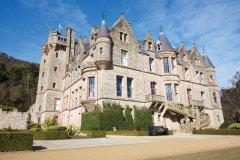 Le château de Belfast. (© Feverstockphoto)
