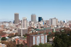 Johannesburg. (© ISTOCKPHOTO/THEGIFT777)
