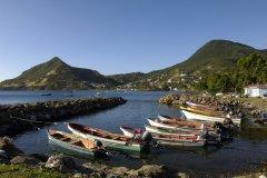 France, Martinique, les anses d'Arlet, Petite Anse (© PackShot)