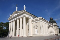 Cathédrale de Vilnius. (© tymek - Fotolia)