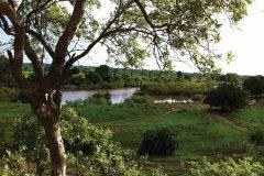 Le fleuve Gambie. (© Stéphanie BORG)